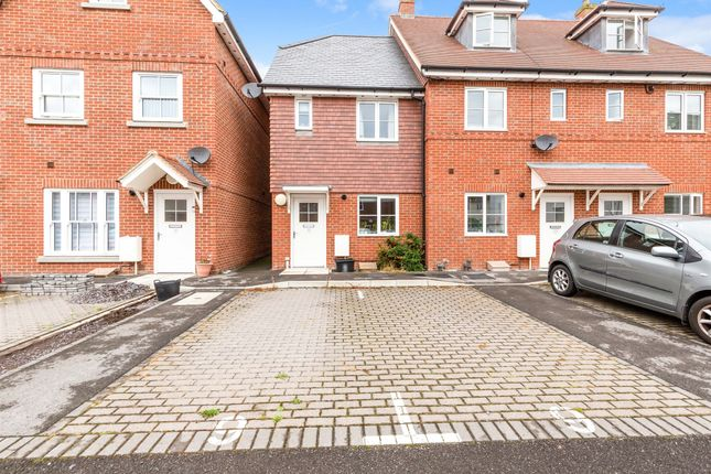 3 bed town house for sale in Sloane Court, Amesbury, Salisbury SP4
