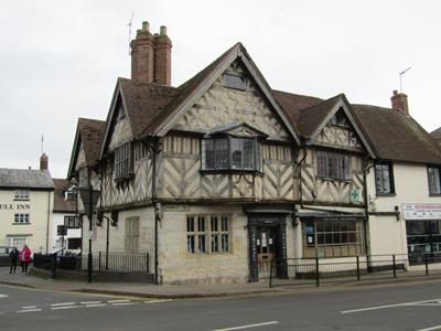 Retail premises for sale in The Manor House, Market Hill, Southam