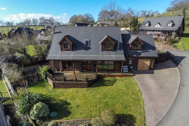 Thumbnail Detached house for sale in Oakmead Road, Llanharan, Pontyclun