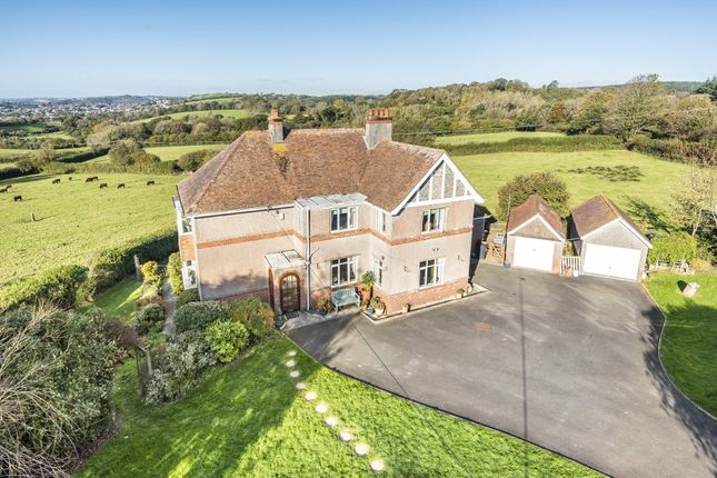 Thumbnail Detached house for sale in Hemerdon Village, Near Plympton, South Hams