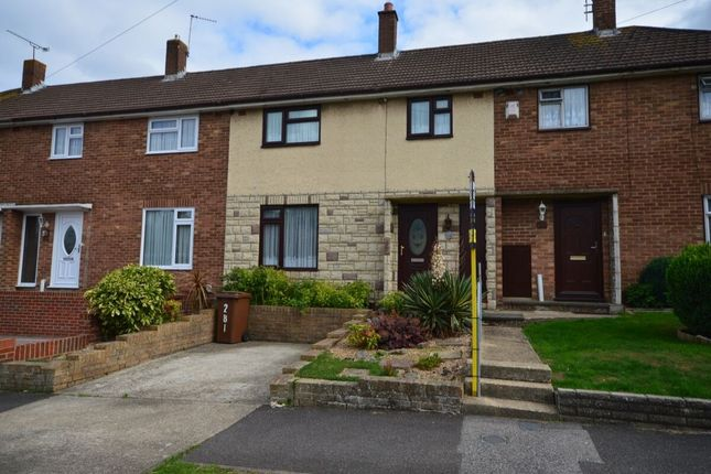 Thumbnail Terraced house to rent in The Tideway, Rochester