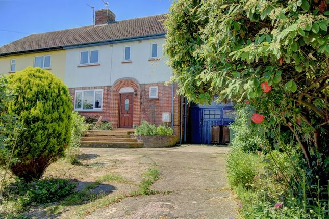 Thumbnail Semi-detached house for sale in Hurst Rise Road, Botley, Oxford