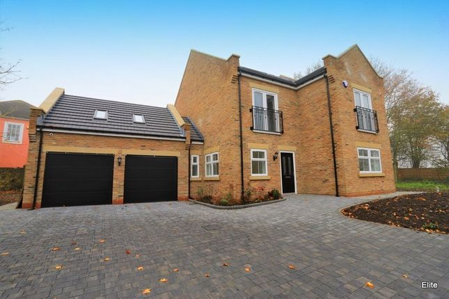5 bed detached house for sale in Dalton Piercy, Hartlepool TS27
