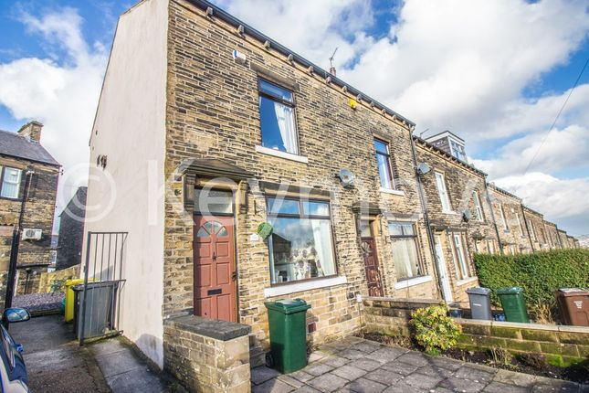 Thumbnail End terrace house for sale in Brownroyd Hill Road, Wibsey, Bradford