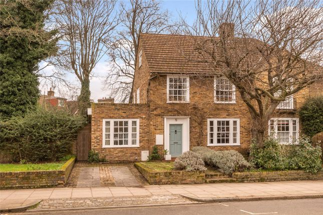 Thumbnail Semi-detached house for sale in Canonbury Park North, Canonbury, Islington, London