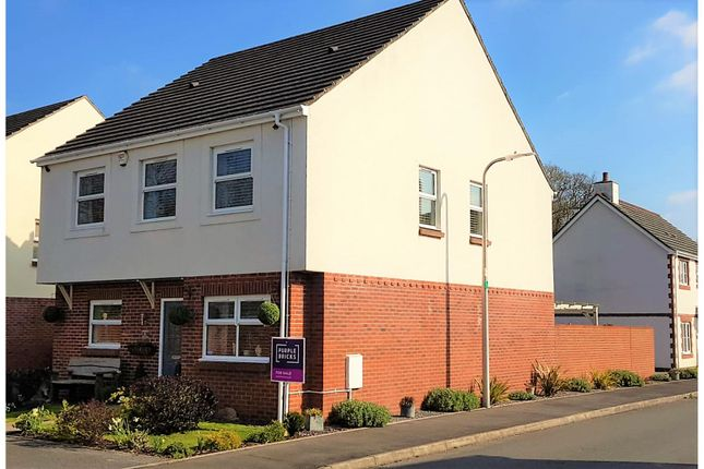 Thumbnail Detached house for sale in Erwr Brenhinoedd, Llandybie, Ammanford