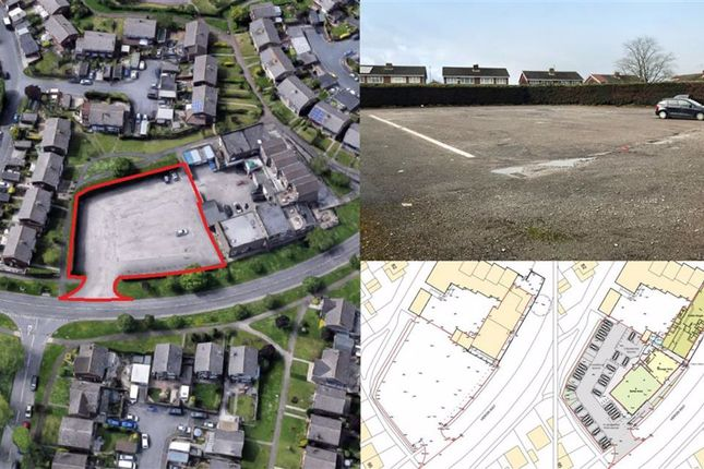 Thumbnail Land for sale in Heron Way, Chipping Sodbury, Chipping Sodbury