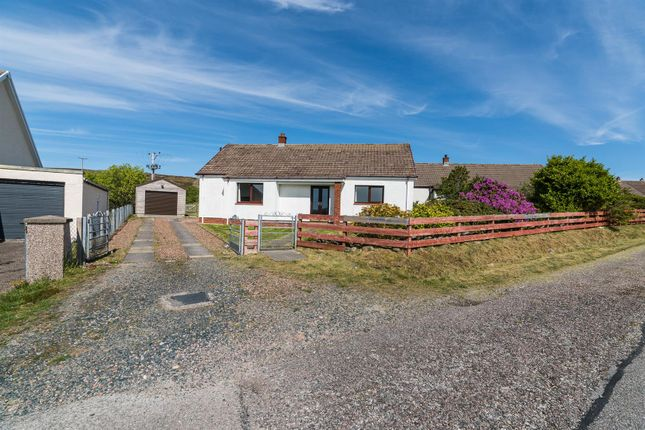 Thumbnail Detached bungalow for sale in Birchburn, Aultbea, Achnasheen