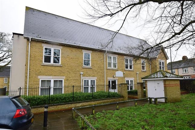 Thumbnail Flat for sale in Marigold Way, Maidstone, Kent