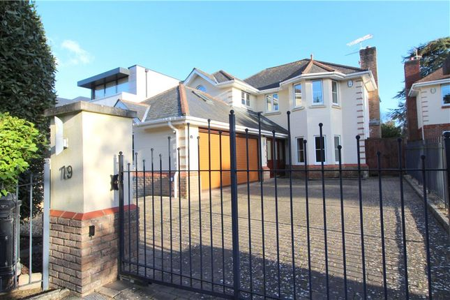Thumbnail Detached house for sale in Nairn Road, Canford Cliffs, Poole