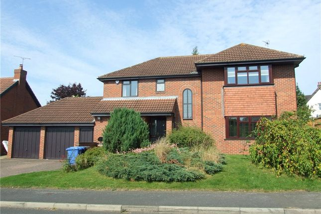 Front Elevation of Lambley Drive, Allestree, Derby DE22