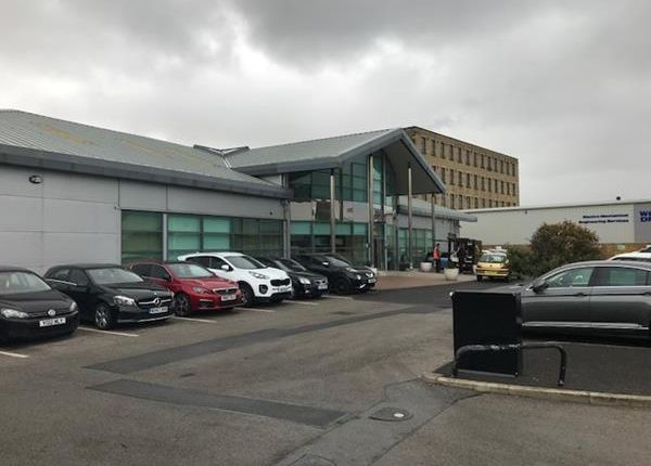 Thumbnail Office for sale in Fmg House, St Andrew's Road, Hudderesfield