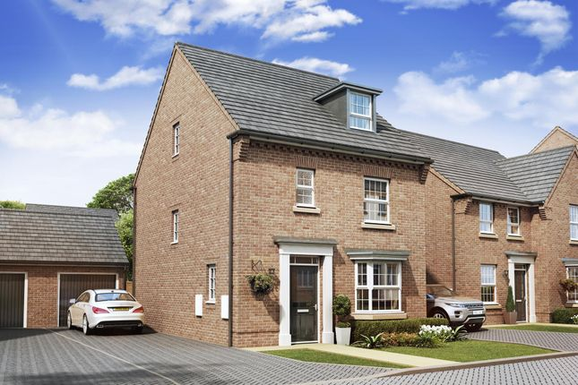 """Thumbnail Detached house for sale in """"Bayswater"""" at Northern Way, Bury St Edmunds, Bury St Edmunds"""