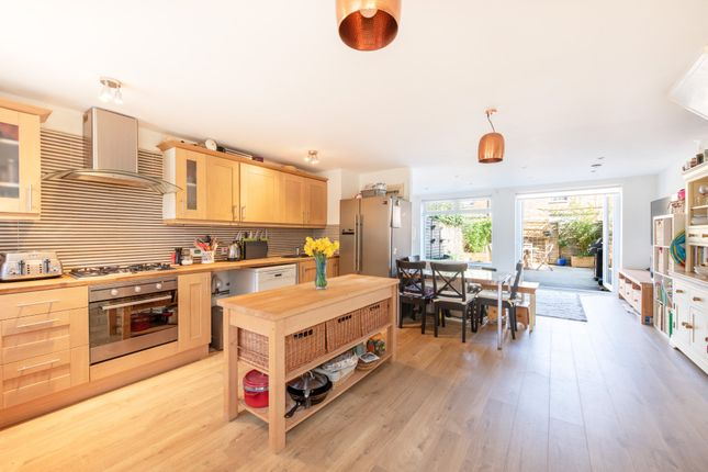 Thumbnail Terraced house for sale in Russell Place, Aspern Grove, London