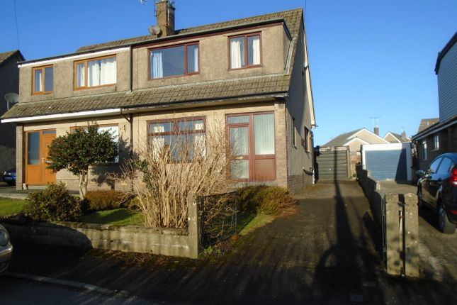 Thumbnail Semi-detached house for sale in Colt House Lane, Ulverston