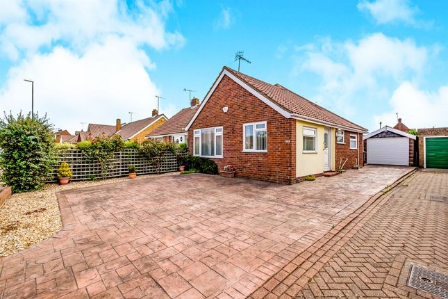 Thumbnail Semi-detached bungalow for sale in Western Road, Sompting, Lancing