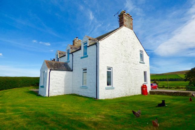 Thumbnail Detached house for sale in Kirkgunzeon, Dumfries, Dumfries And Galloway