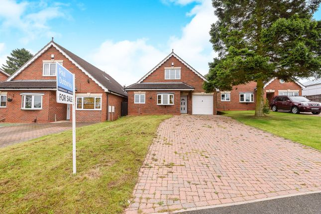 Thumbnail Detached bungalow for sale in Dunsley Grove, Wolverhampton