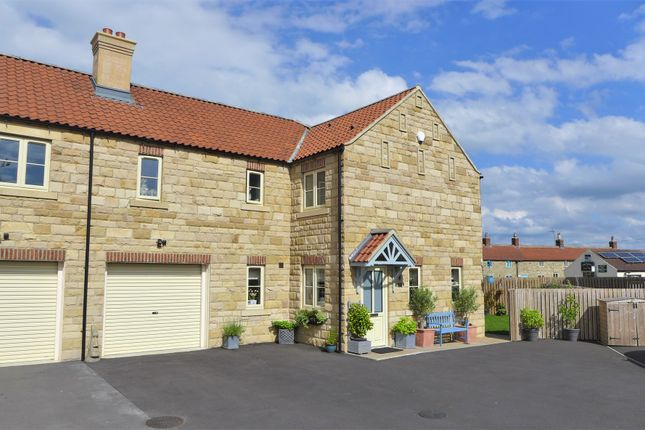Thumbnail Semi-detached house for sale in Sycamore Close, Baldersby, Thirsk