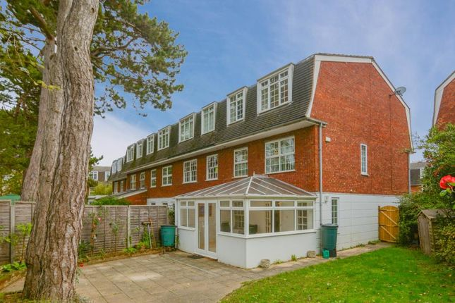 Thumbnail End terrace house for sale in Langwood Chase, Teddington