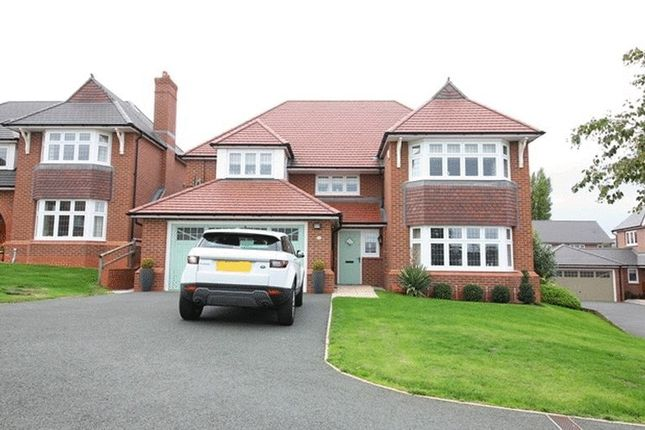 Thumbnail Detached house for sale in Alice Close, Liverpool