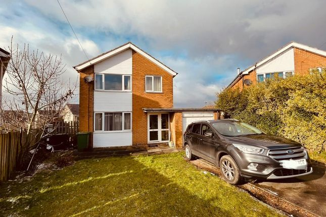 Thumbnail Detached house for sale in Rydal Drive, Huddersfield
