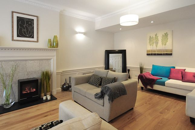 Thumbnail Town house to rent in Young Street, Edinburgh