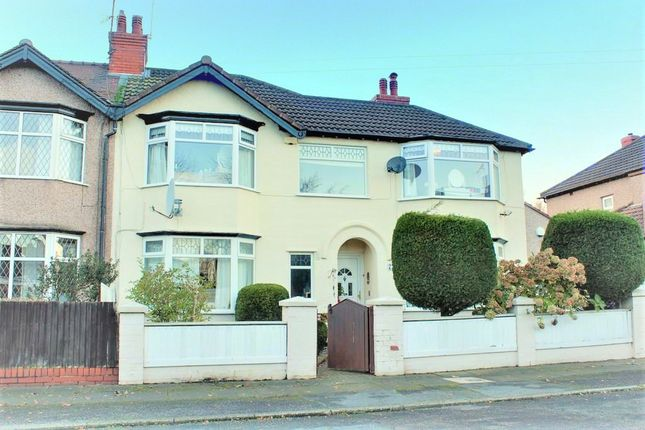 Thumbnail Semi-detached house for sale in Gressingham Road, Allerton, Liverpool