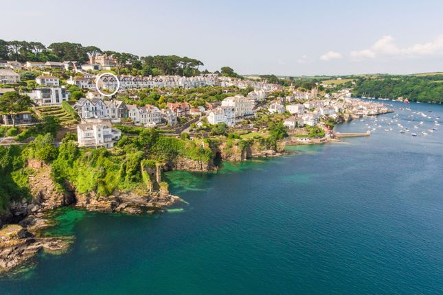 Thumbnail Town house for sale in St Fimbarrus Road, Fowey