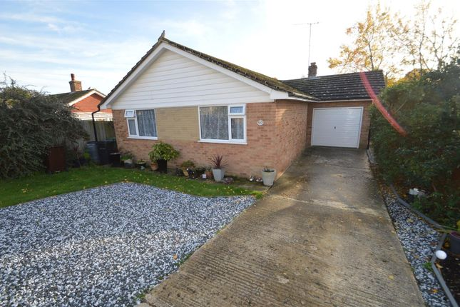 Thumbnail Detached bungalow for sale in Silva Close, Bexhill-On-Sea