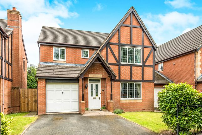 Thumbnail Detached house for sale in Church Lane, Armitage, Rugeley