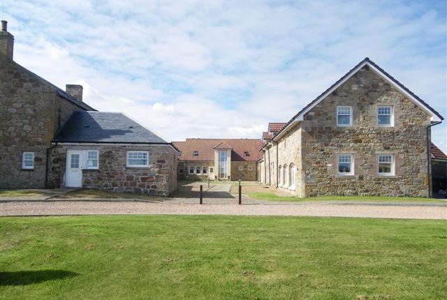 Thumbnail Terraced house to rent in Grassmiston Steading, Crail, Fife