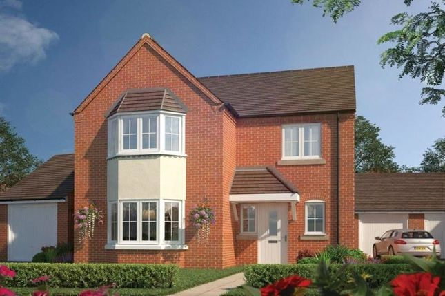 Thumbnail Detached house for sale in Orchard Place Pershore Road, Hampton, Evesham