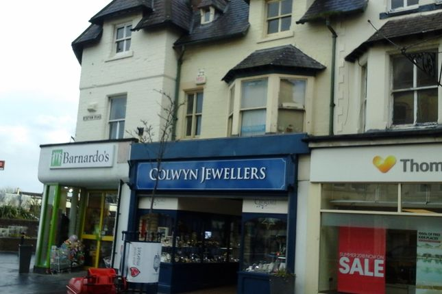 Thumbnail Retail premises for sale in Station Road, Colwyn Bay
