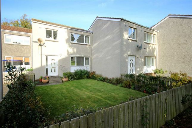 Thumbnail Terraced house for sale in 59, Warwick Close, Leuchars, Fife