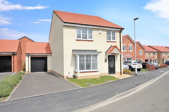 Thumbnail Detached house for sale in Kentmere Avenue, Skelton-In-Cleveland, Saltburn-By-The-Sea