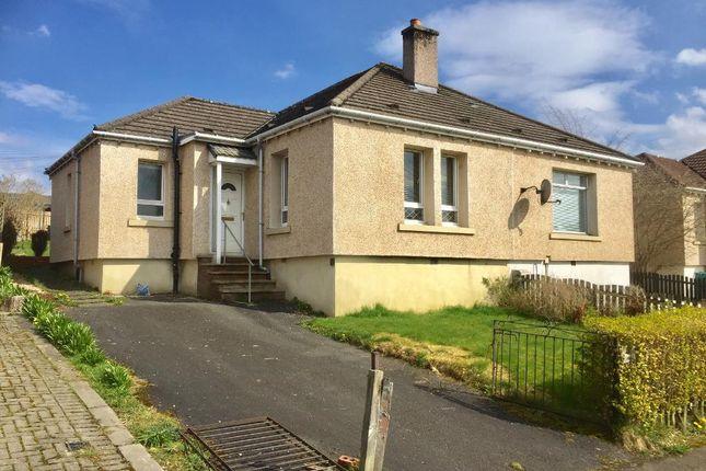 Thumbnail Semi-detached house for sale in Third Avenue, Auchinloch