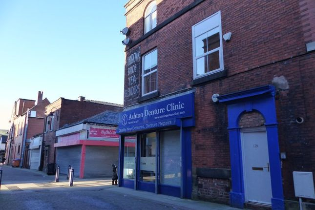 Thumbnail Flat to rent in Market Avenue, Ashton-Under-Lyne
