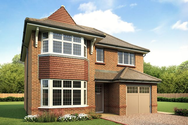 """Thumbnail Detached house for sale in """"Oxford Lifestyle"""" at Greenmount, Barrow, Clitheroe"""