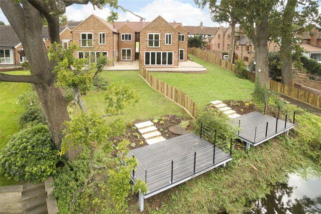 Thumbnail Detached house for sale in Keytes Lane, Barford, Warwick, Warwickshire