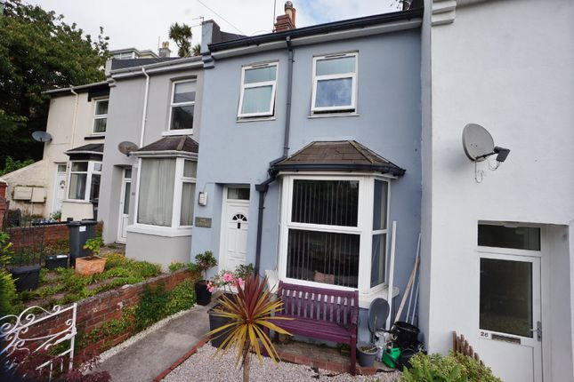 4 bed terraced house for sale in Marldon Road, Paignton TQ3