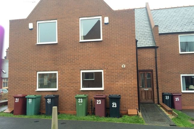 Thumbnail Terraced house to rent in Old School Lane, Creswell, Worksop, Nottinghamshire