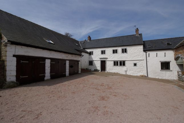 Thumbnail Detached house for sale in Raughton Head, Carlisle