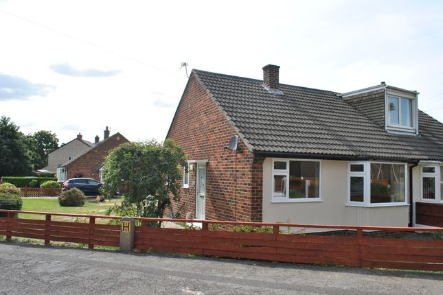 Thumbnail Semi-detached bungalow to rent in Barkers Road, Durkar, Wakefield