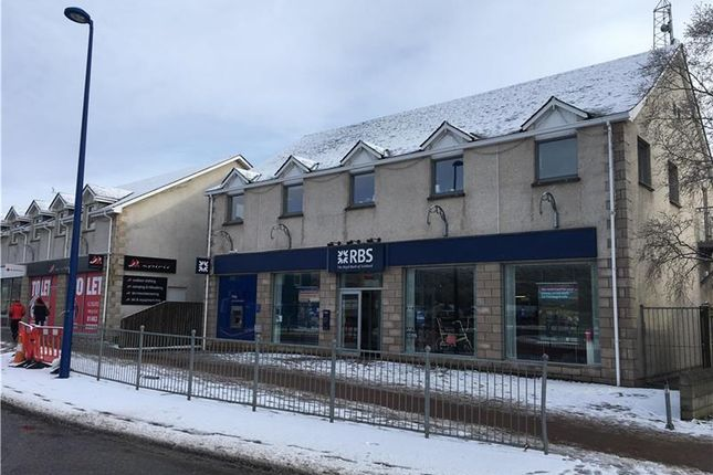 Thumbnail Retail premises to let in 100, Grampian Road, Aviemore, Inverness-Shire, UK