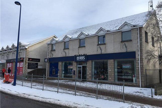 Retail premises to let in 100, Grampian Road, Aviemore, Inverness-Shire, UK