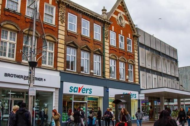 Thumbnail Retail premises for sale in Shop, 191-193, High Street, Southend-On-Sea