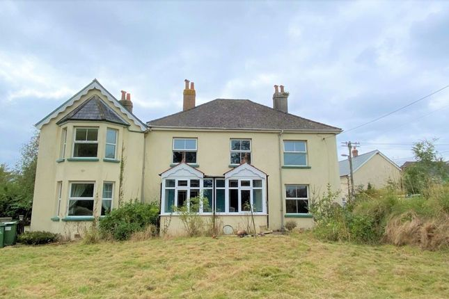Thumbnail Detached house to rent in Exeter Road, Winkleigh, Devon