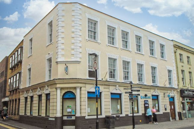 Thumbnail Commercial property for sale in High Street, Evesham