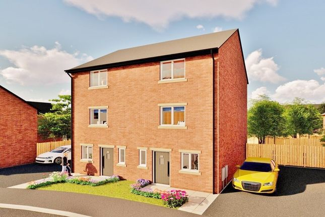 Thumbnail Semi-detached house for sale in Wells Lane, Wombwell, Barnsley